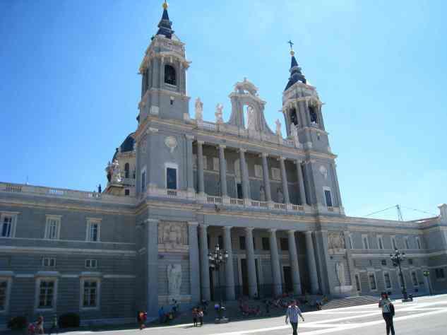 Madrid, Catedral de la Almudena