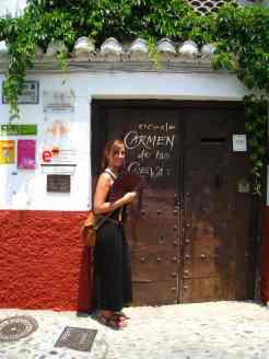 Mijn flamencoschool