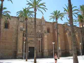 Almería, kathedraal