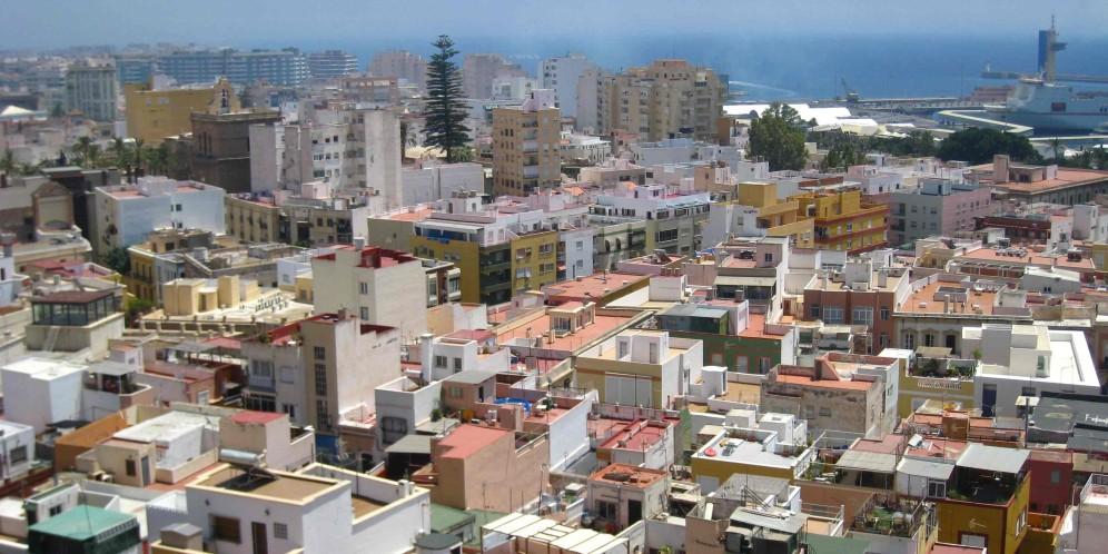Almería, uitzicht