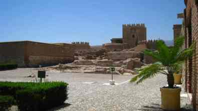 Almería, Alcazaba