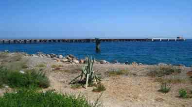 Almería, kust