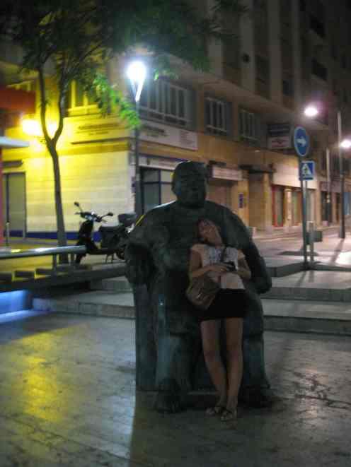 Almería, plaza de San Sebastián