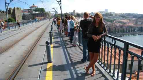 Ponte de Dom Luis l