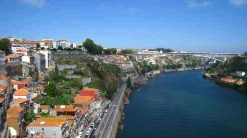 Uitzicht over de Douro