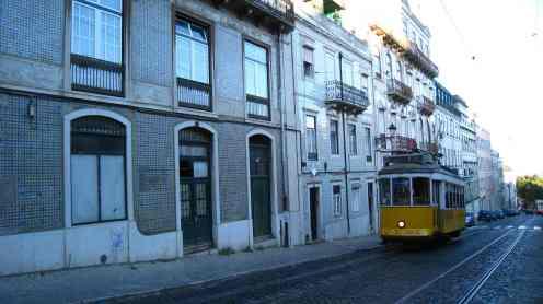 Historische tramlijn 28