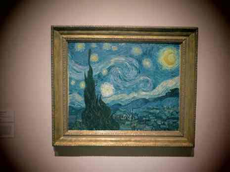 MoMa, Van Gogh