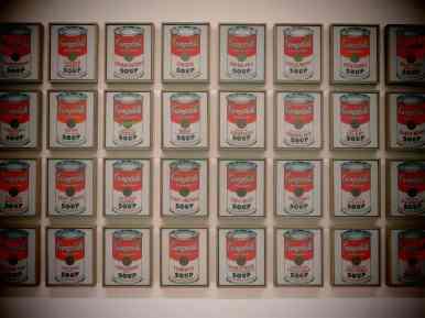 MoMa, Andy Warhol