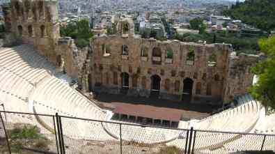 Theater van Dionysos
