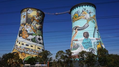 Soweto, Orlando Towers