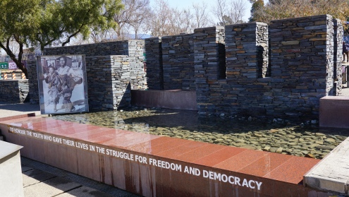 Soweto, Hector Pieterson memorial