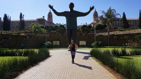 Me & Mr Mandela