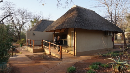 Kruger NP, rest camp Lower Sabie