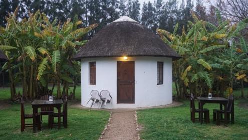 Aardvark guesthouse in Addo