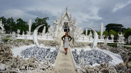 White temple, de hel