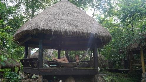 Don Khon, hammock time