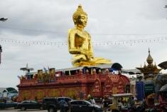 Sop Ruak, big buddha
