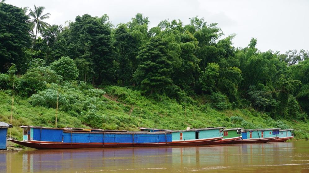 Traditionele slowboat