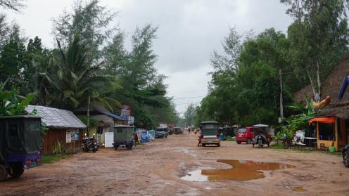 Sihanoukville, het paradijselijke Otres beach