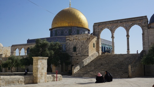 Tempelberg, Dome of the Rock