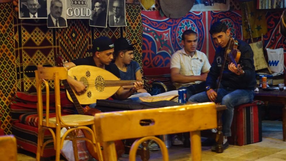 Jordaanse muziek