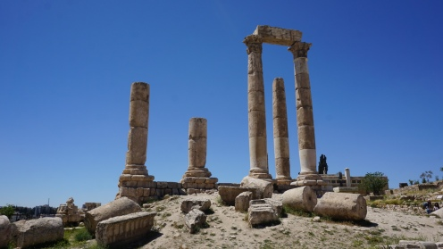Citadel, tempel van Hercules