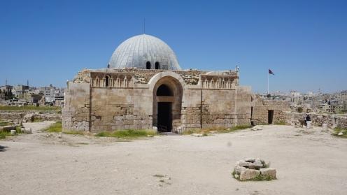 Citadel, Umayyad Palace