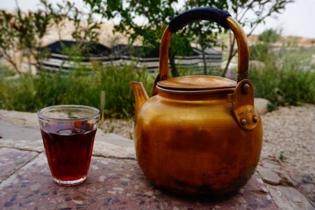 Zoete thee