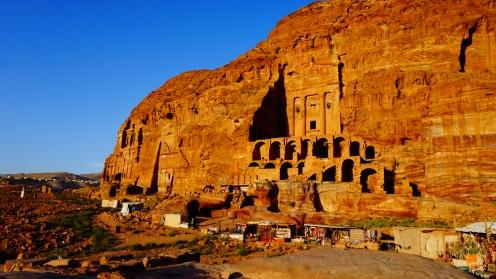 Petra, koninklijke tombes