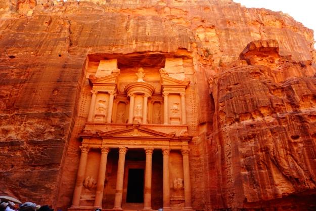 Petra, de schatkamer