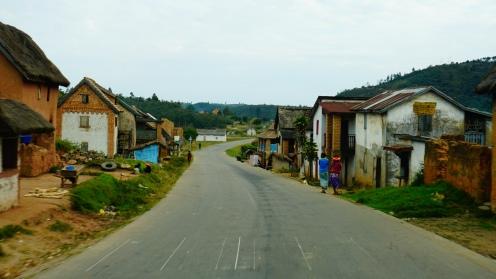 Dorpje omgeving Fianarantsoa