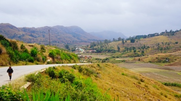 Onderweg naar Ambalavao