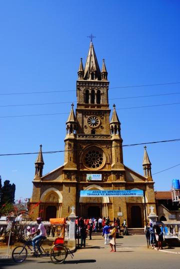 Antsirabe, kathedraal
