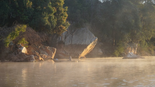 Tsingy NP, boottocht met pirogue