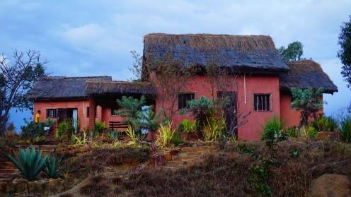 Onze bungalow Chez Alice
