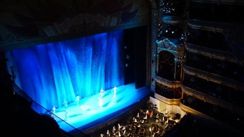 De Notenkraker in het Bolshoi theater