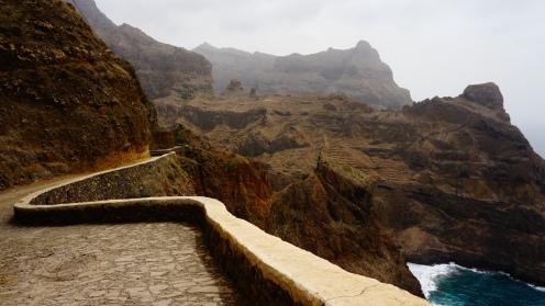 Hiken naar Fontainhas