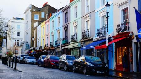 Notting Hill, Portobello Road