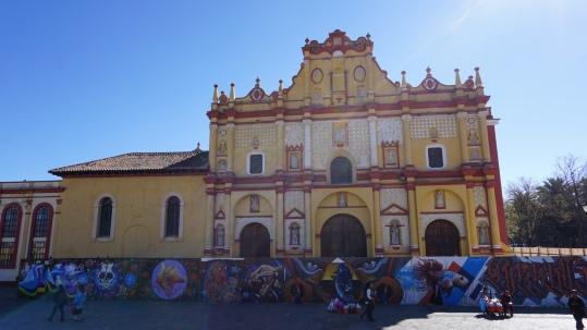 San Cristóbal de las Casas, kerk