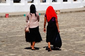 San Juan de Chamula, lokale klederdracht