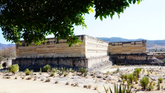 Ruïnes van Mitla